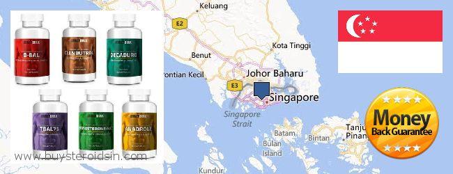 Nereden Alınır Steroids çevrimiçi Singapore