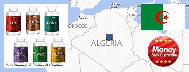 Where to Buy Steroids online Algeria