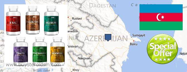 Where to Buy Steroids online Azerbaijan