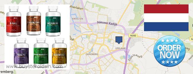 Where to Buy Steroids in Breda