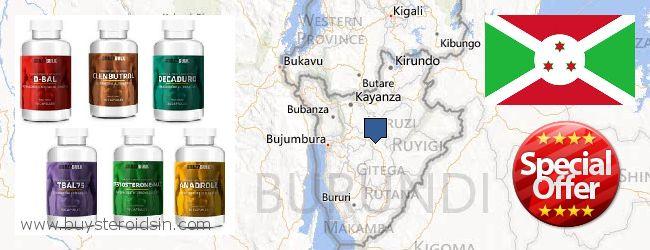 Where to Buy Steroids online Burundi