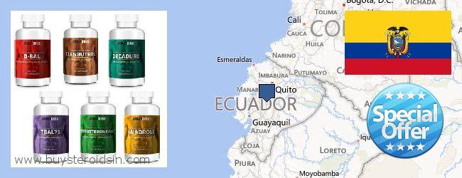 Where to Buy Steroids online Ecuador
