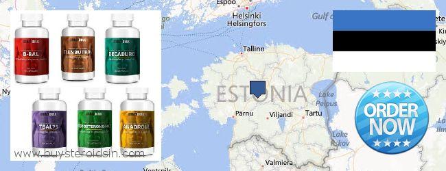 Where to Buy Steroids online Estonia