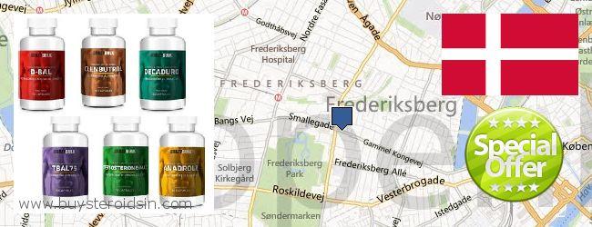 Where to Buy Steroids online Frederiksberg, Denmark