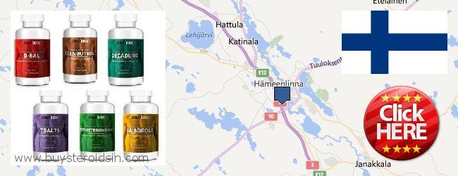 Where to Buy Steroids online Haemeenlinna, Finland