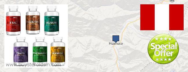 Where to Buy Steroids online Huánuco, Peru