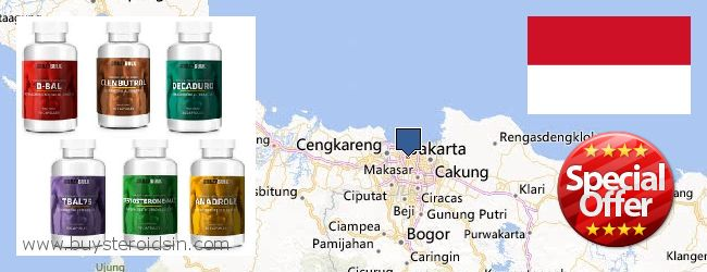 Where to Buy Steroids online Jakarta, Indonesia