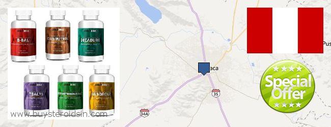 Where to Buy Steroids online Juliaca, Peru