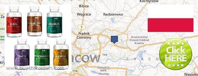 Where to Buy Steroids online Kraków, Poland