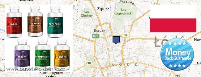 Where to Buy Steroids online Łódź, Poland