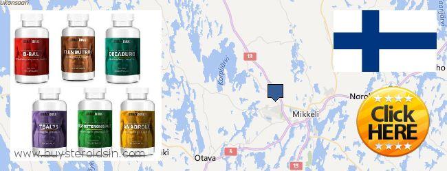 Where to Buy Steroids online Mikkeli, Finland
