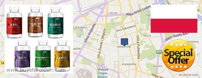 Where to Buy Steroids online Mokotow, Poland