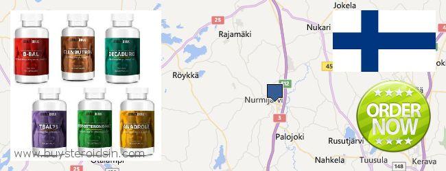 Where to Buy Steroids online Nurmijaervi, Finland
