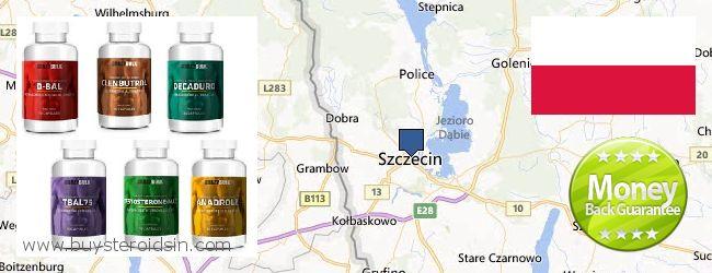 Where to Buy Steroids online Szczecin, Poland