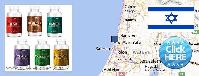Where to Buy Steroids online Tel Aviv, Israel