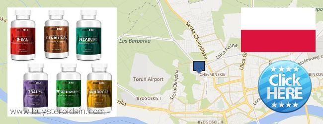 Where to Buy Steroids online Torun, Poland