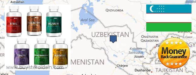 Where to Buy Steroids online Uzbekistan