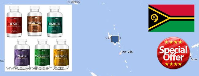 Where to Buy Steroids online Vanuatu