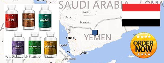 Where to Buy Steroids online Yemen